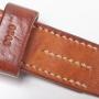 Gürtel Schlaufe M-Frosch Leder
