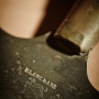 Halbmondmesser 1 M-Frosch Leder