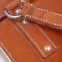 Laptoptasche breit Trageschlaufe M-Frosch Leder