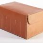Schuhputzbox Hinten M-Frosch Leder