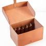 Schuhputzbox offen M-Frosch Leder