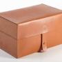 Schuputzbox Vorne M-Frosch Leder