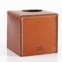 Tuchbox Seitenansicht 1 M-Frosch Leder