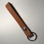 Schlüsselanhänger Leder handgefertigt M. Frosch